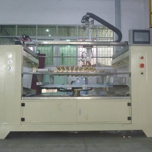 5 Axis Spray Painting Machine fpr car accessories