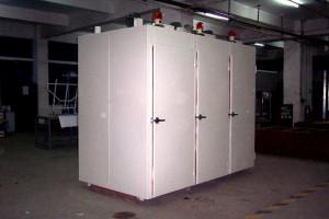 رانديڪا لاء ايبل گرمي نظام drying تنور
