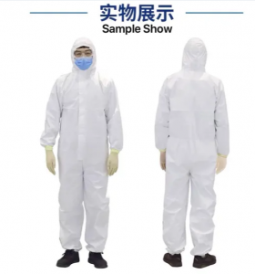 Factory Supplying Disposable Medical Protective Clothing with Ce