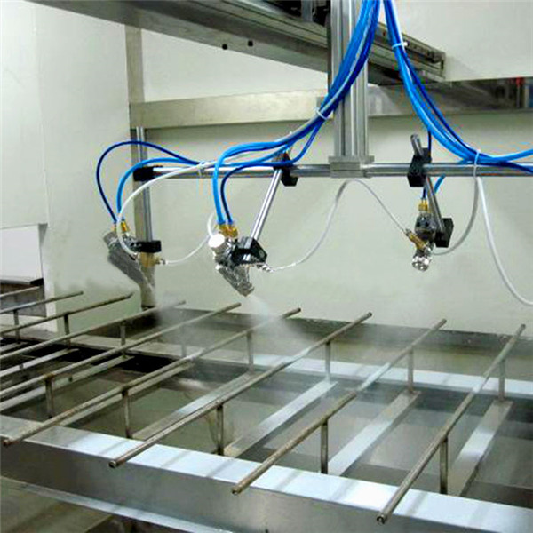 5 Axis painting line for Automobile parts