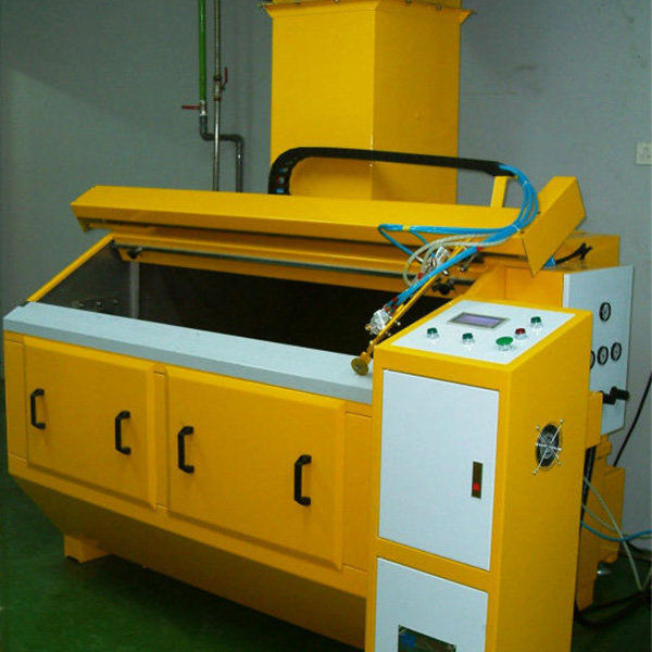 Recprocating,plastic parts Spray Painting Machine (F813OM806 Featured Image