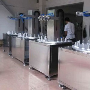 Interai Painting Machine for Glass bottle