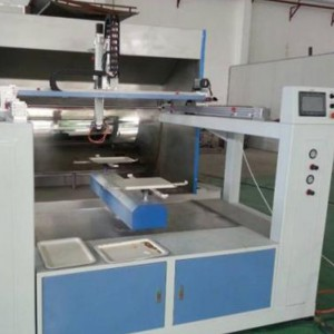 5 Axis Automatic Painting Machine fpr car accessories
