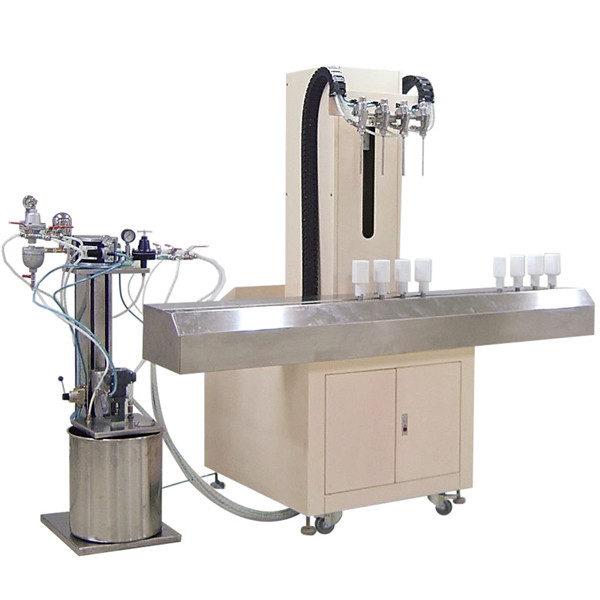 Automatic Inner painting machine for wine bootle cap Featured Image