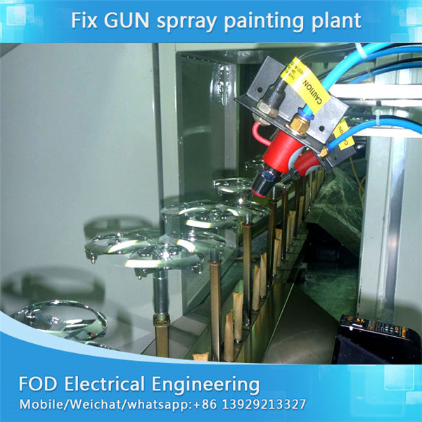 PriceList for Electrostatic Painting Equipment Sale -