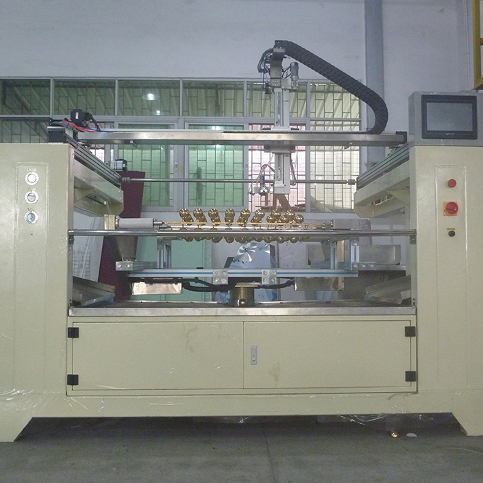 5 Axis Automatic Painting Machine fpr car accessories Featured Image