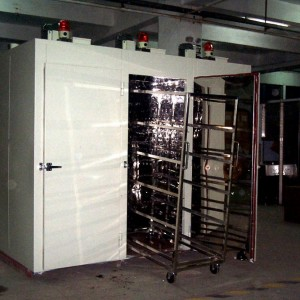 sirkulasi Air panas Drying Oven