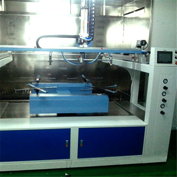 Factory wholesale intengo Five Axis reciprocating ukupendwa machine for PU upende