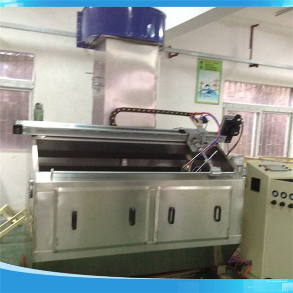 Factory wholesale Reciprocating painting machine for plastic ring