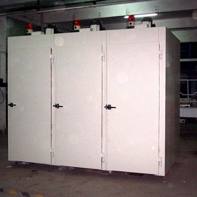 IR Drying Oven for painting line