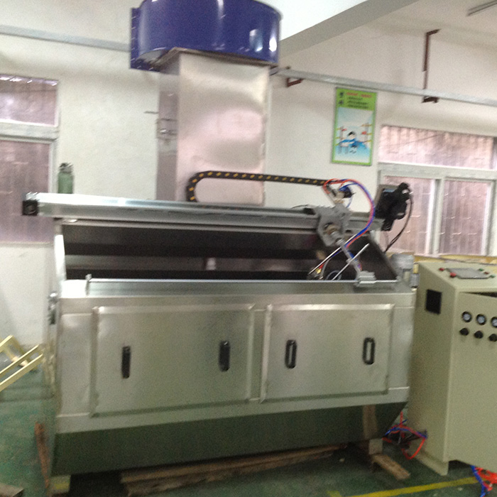 Reciprocating Automatic painting machine alang sa baso frame